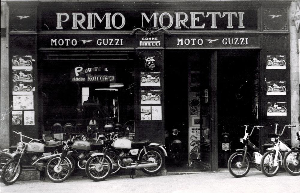 Primo Moretti website