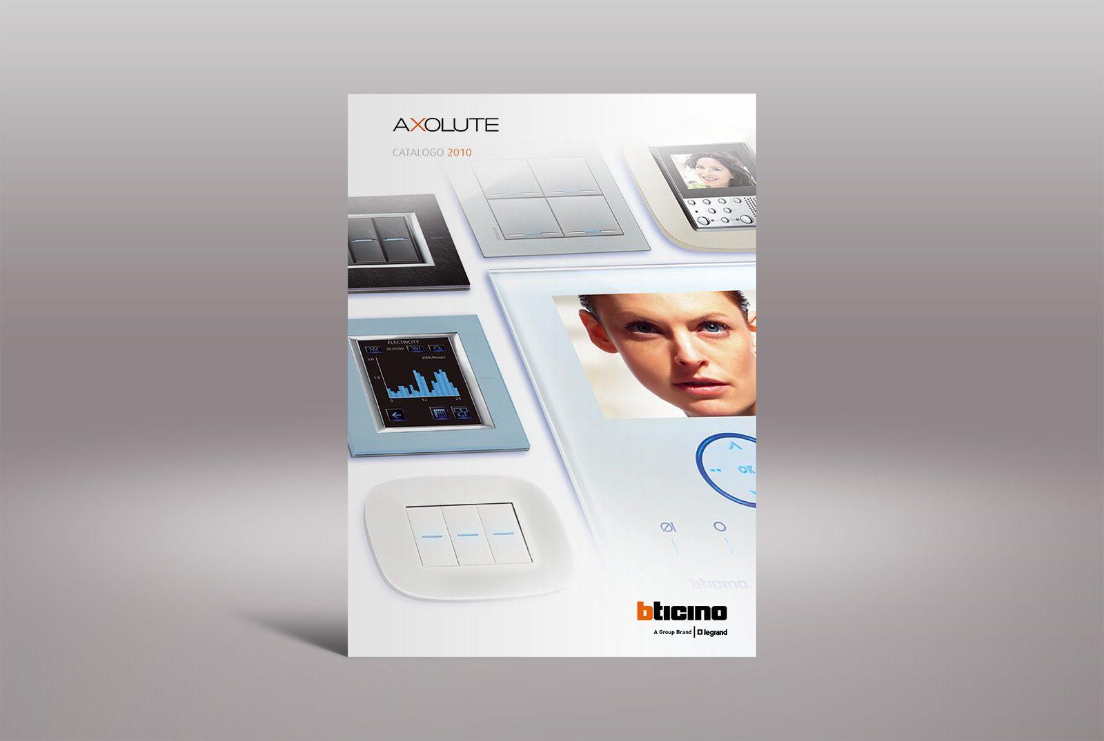 Alberto Sala Design - BTicino AXOLUTE