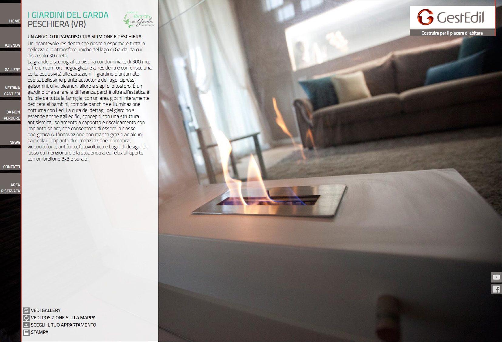 Alberto Sala Design Gestedil
