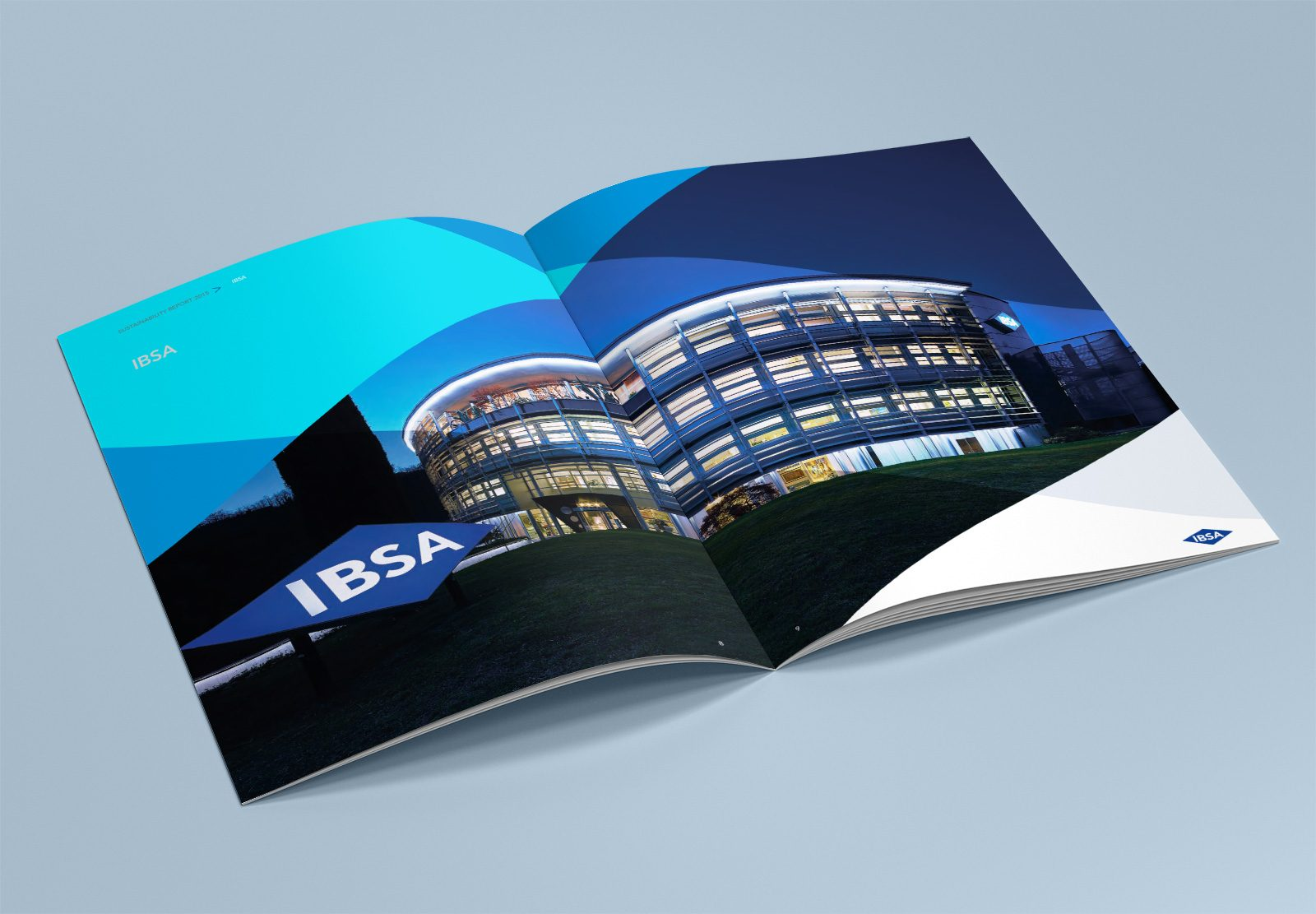 Alberto Sala Design - IBSA Sustainability Report