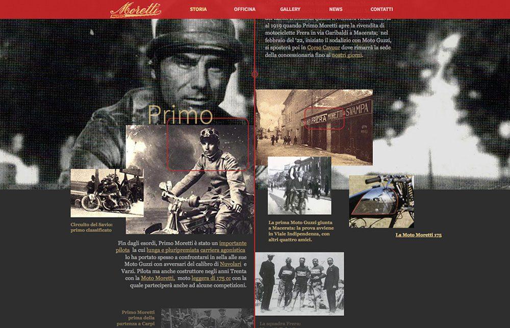 Alberto Sala Design - Primo Moretti