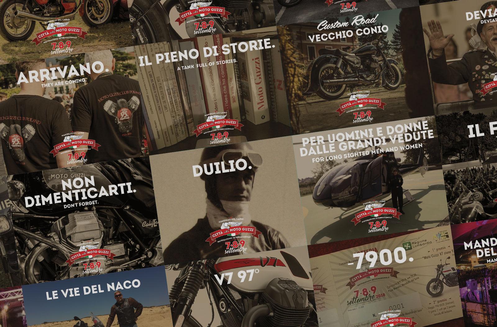 Motoraduno Internazionale Città della Moto Guzzi
