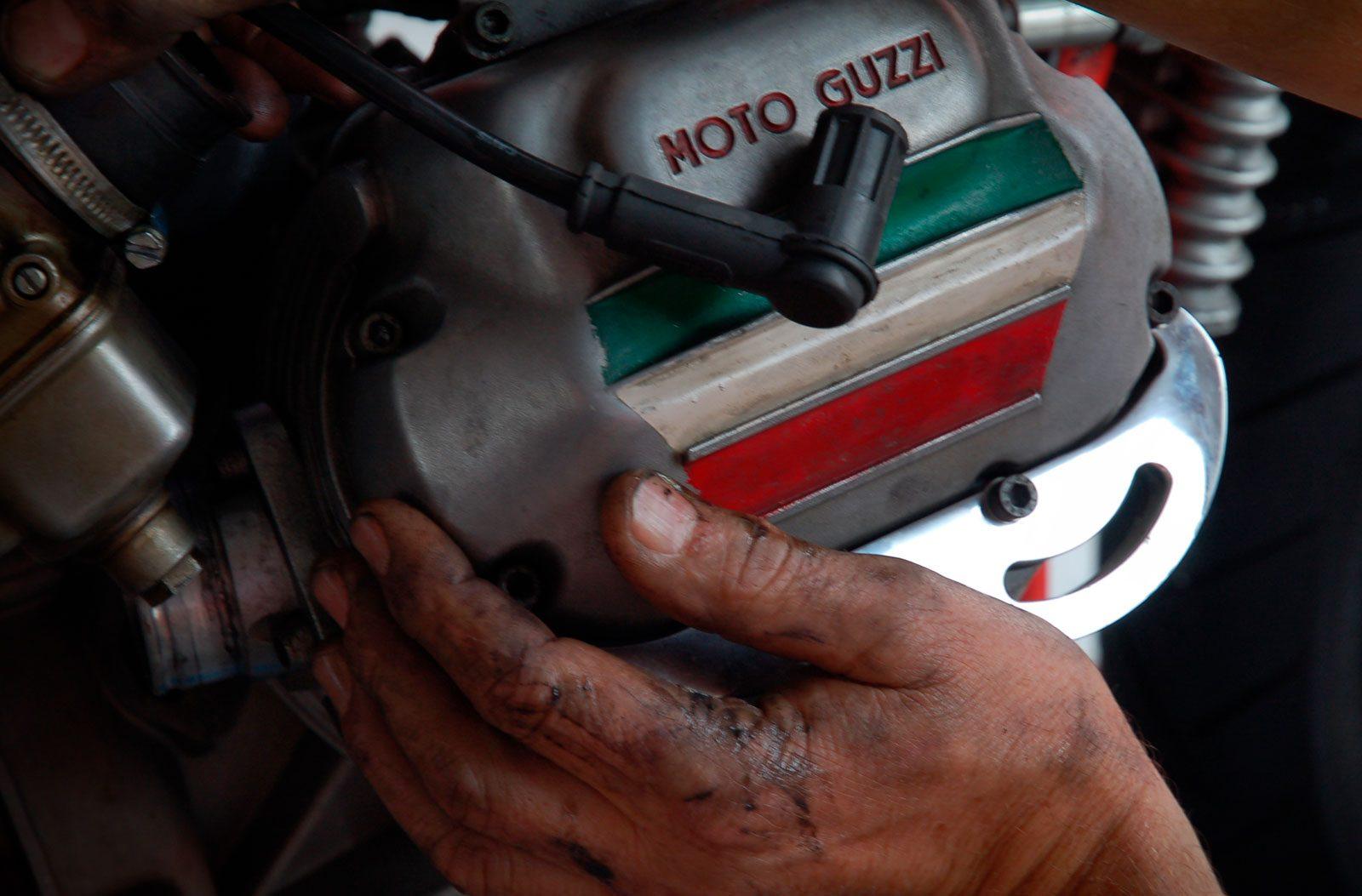 alberto sala writer pictures motorcycles endurance moto guzzi