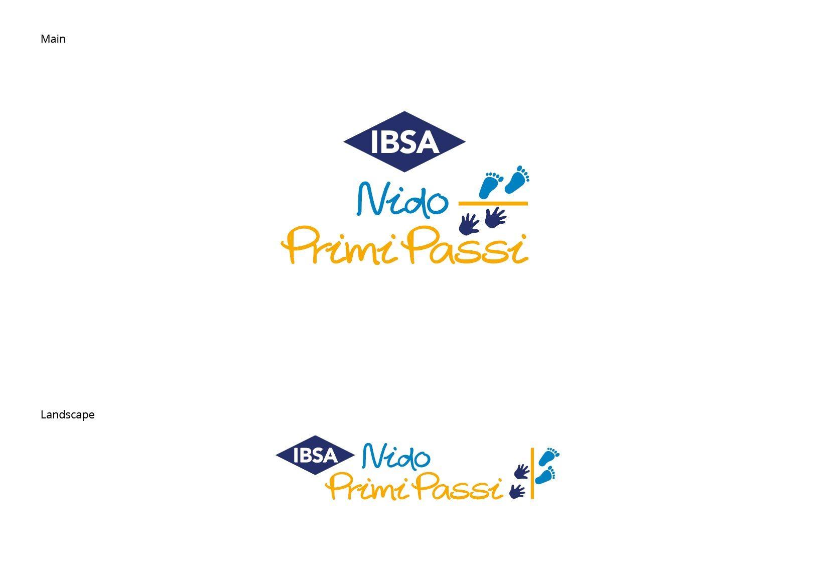 IBSA Nido Primi Passi logo